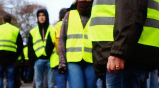 Gilets jaunes mesures de soutien aux entreprises